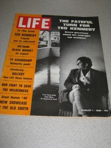 Life Magazine August 1, 1969 Ted Kennedy Chappaquiddick