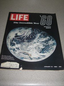 Life Magazine January 10, 1969 Incredible Year '68 1968