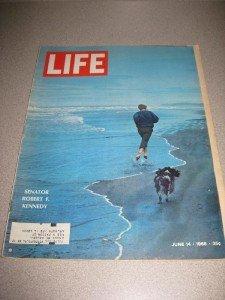 June 14, 1968 Life Magazine Death of Robert F Kennedy