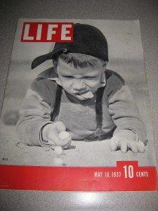 Life Magazine May 10 1937 Migs Muncie Indiana Ads