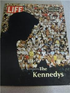 Life Magazine Special Edition The Kennedys 1968