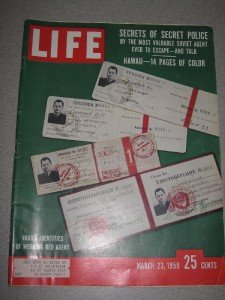 Life Magazine March 23 1959 Soviet Secret Police Hawaii