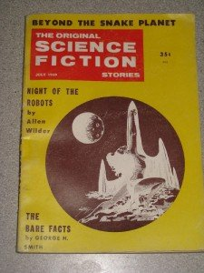 1959 The Original Science Fiction Stories July 1959