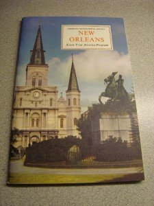 American Geographical Society New Orleans 1958