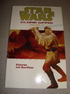 Star Wars Clone Wars Graphic Novel Dark Horse 1st Ed.#2