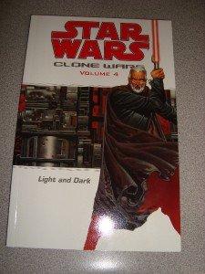 Star Wars Clone Wars Graphic Novel Dark Horse 1st Ed.#4