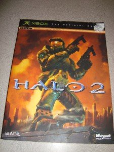 Halo 2 Xbox Official Strategy Guide Bungie