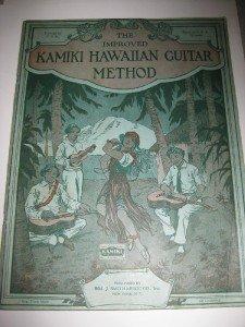 The Improved Kamiki Hawaiian Guitar Method 1928