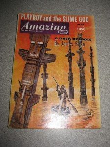 March 1961 Amazing Stories Fact & Sci Fi Isacc Asimov