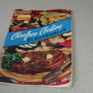 Vintage Cookbook Carefree Cooking Electrically 1950