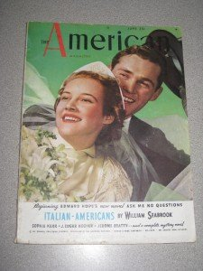 The American Magazine June 1937 Sophie Kerr Hoover
