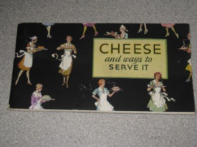 "1931 Kraft ""Cheese and ways to Serve It"" Cookbook EUC!!"