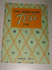 1935 Booklet Liptons Tea Your Future in the Teacup
