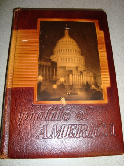 Profile of America - An Autobiography of the USA 1955