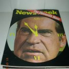 "Newsweek 8/17/74 ""Nixon The 11th Hour""  Watergate"