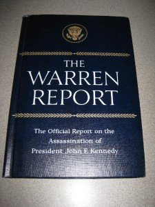 The Warren Report Associated Press 1964 JFK Kennedy