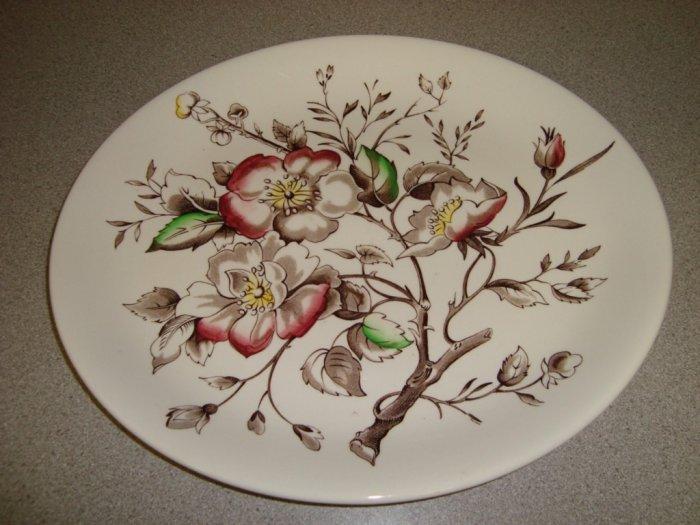 Alfred Meakin Wild Rose Oval Serving Platter
