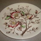 Alfred Meakin Wild Rose Oval Serving Platter