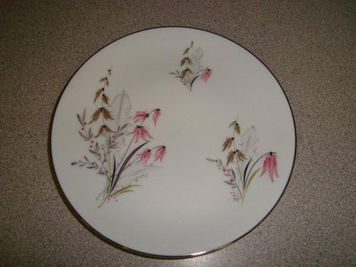 """Royal Duchess Bavaria """"Mountain Bell"""" Bread Plate"""
