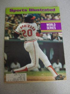 Sports Illustrated 10/71 World Series Orioles & Pirates