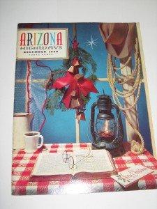 Arizona Highways December 1959 Christmas Issue Vintage