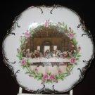 "Vintage Plate ""The Last Supper"" Jesus Made In Japan"