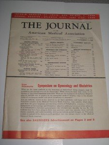 11/6/1948 Journal of The American Medical Association