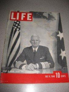 Life Magazine July 8 1940 Germans Enter Paris Naval Ops