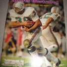 Sports Illustrated 9/17/73 Miami Dolphins Pete Rose
