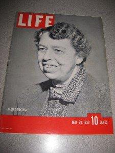 Life Magazine May 29, 1939 Eleanor Roosevelt