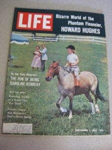 Life 9/1962  Kennedys Golf Palmer Nicklaus H Hughes