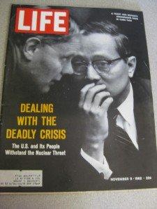 11/9/1962 Life Magazine Cuba Cold War Manhattan
