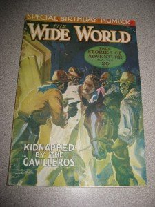 The Wide World True Stories of Adventure May 1923