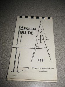 1981 Texas Instruments Design Guide Engineers Reference