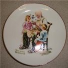"1984 Norman Rockwell Collector Plate ""The Toymaker"""