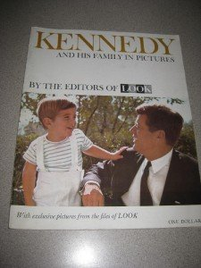 Look Magazine Kennedy and his Family in Pictures 1963