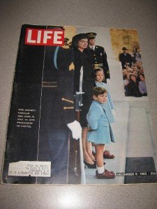 Life Magazine December 6 1963 JFK Funeral Ossie Ruby