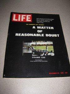 Life Magazine November 25 1966 Oswald Kennedy Connally
