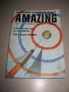 March 1959 Amazing Science Fiction Stories