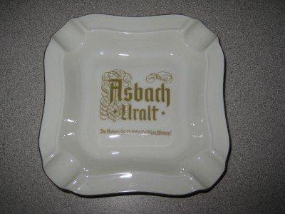 Beautiful Asbach Uralt Ashtray Brandy Heinrich H&Co