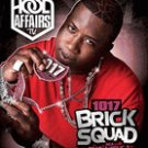 1017 Brick Squad AKA Trap-A-Holic #3 (Hood Affairs TV) - DVD
