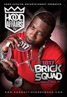 1017 Brick Squad AKA Trap-A-Holic #3 (Hood Affairs TV) - DVD