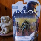 HALO 3 SERIES 9 - MASTER CHIEF - ROCKET LAUNCHER AND BUBBLE SHIELD---BRAND NEW