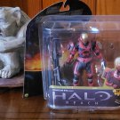 HALO REACH SERIES 4 - SPARTAN EVA RED - AND - AIR ASSAULT/ODST/CQC ARMOR PACK (TARGET EXC)