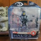 HALO 3 - SERIES 3 _ SILVER SPARTAN C.Q.B. --- WAL-MART EXCLUSIVE - NEW & SEALED