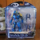 HALO 3 - SERIES 3 --- ELITE COMBAT (BLUE & YELLOW) WAL MART EXCLUSIVE  --BRAND NEW--