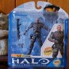 HALO 3 SERIES 7 -- SGT. FORGE (HALO WARS CHARACTER) w/ UNSC SHOTGUN