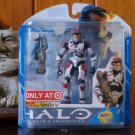 HALO 3 SERIES 7 SPARTAN MARK V RED/WHITE -SPARTAN LAZER - TARGET EXCLUSIVE (NEW)