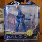 HALO 3 SERIES 3 SPARTAN SOLDIER SCOUT (BLUE) WAL-MART EXCLUSIVE
