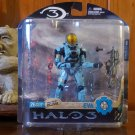 HALO 3 SERIES 3 SPARTAN SOLDIER E.V.A. (CYAN) WAL-MART EXCLUSIVE